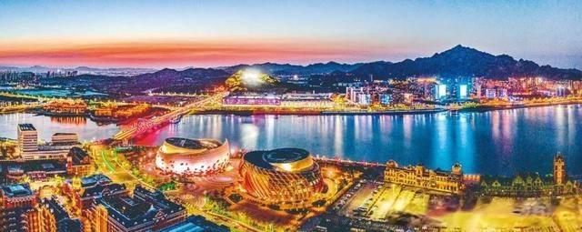 """打造""""影视之都""""城市名片 青岛西海岸新区大力发展影视文化产业"""