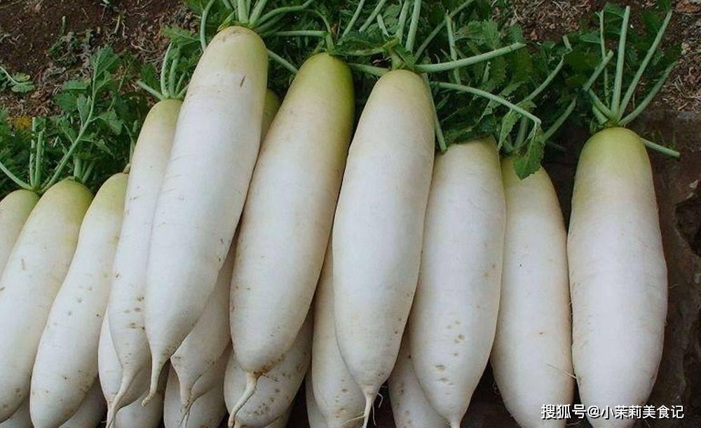 """""""萝卜上市,郎中下市"""",教大家12种白萝卜吃法,应季而食身体棒"""