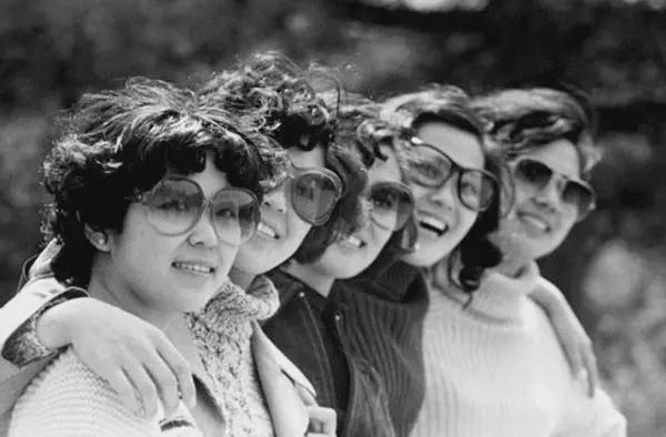 一组上世纪八十年代的老照片