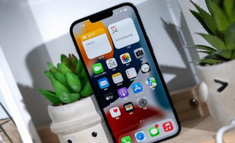 再次恭喜了!iPhone 13 Pro:新一代钉子户手机,苹果宣布让步_产品