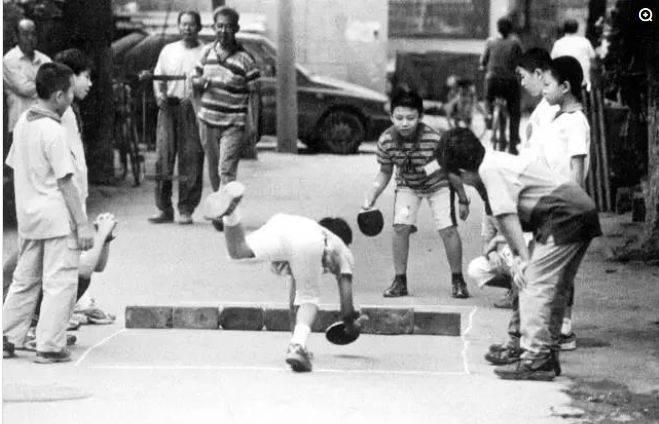 80年代,很有特点的照片