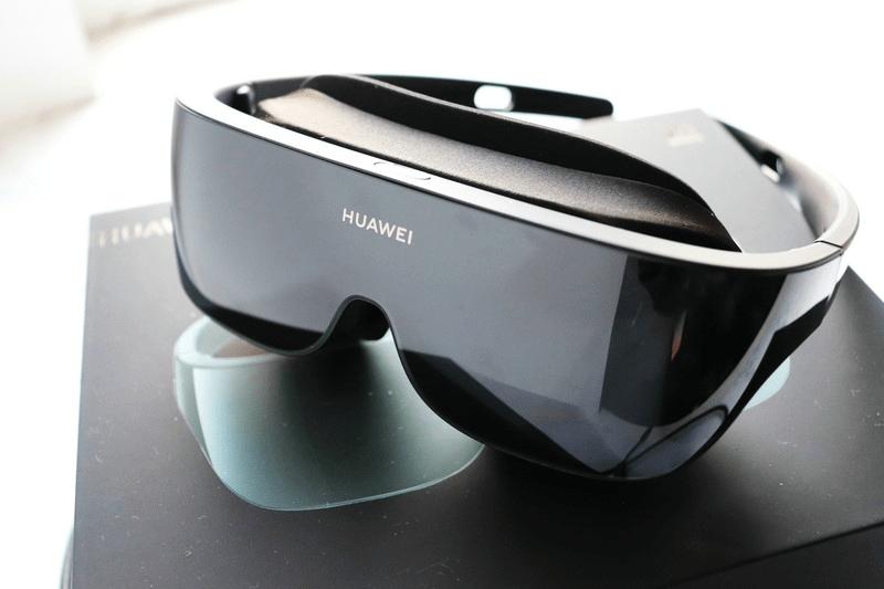 华为VR Glass眼镜使用体验——不错的互联体验