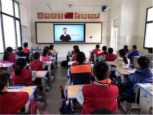 兴山县高桥乡中心学校积极组织全民国家安全教育日活动