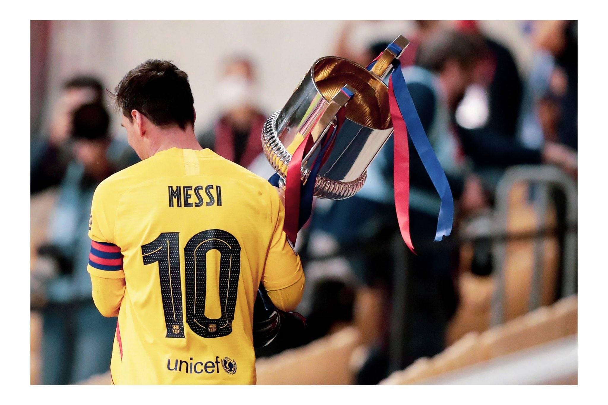 巴塞罗那加入欧洲超级联赛,梅西的未来岌岌可危