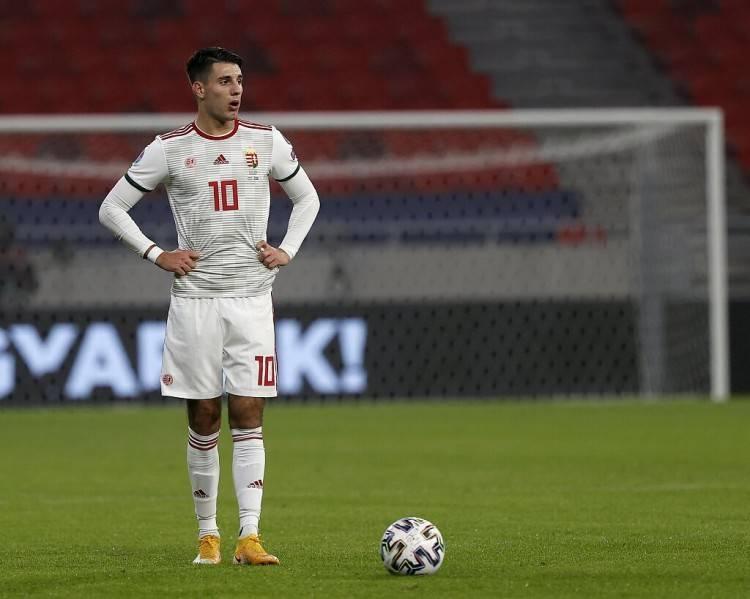 匈牙利欧洲杯30人初选名单:莱比锡三将最大牌