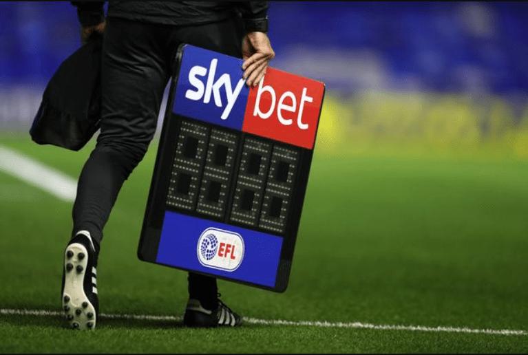 英媒:英冠英甲英乙新赛季将恢复3个换人名额规则_天天娱乐官网