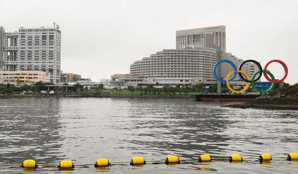 从臭气熏天到大海的味道 奥运铁三游泳场地水质已合格?