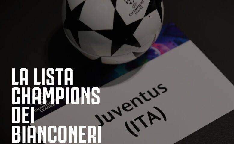 尤文欧冠名单:夏窗新援落选 意大利左后卫未入