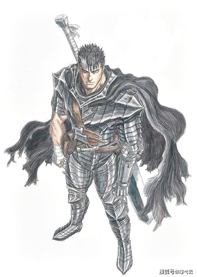 「剑风传奇」漫画最新第41卷将于12月24日面世_三浦建太郎