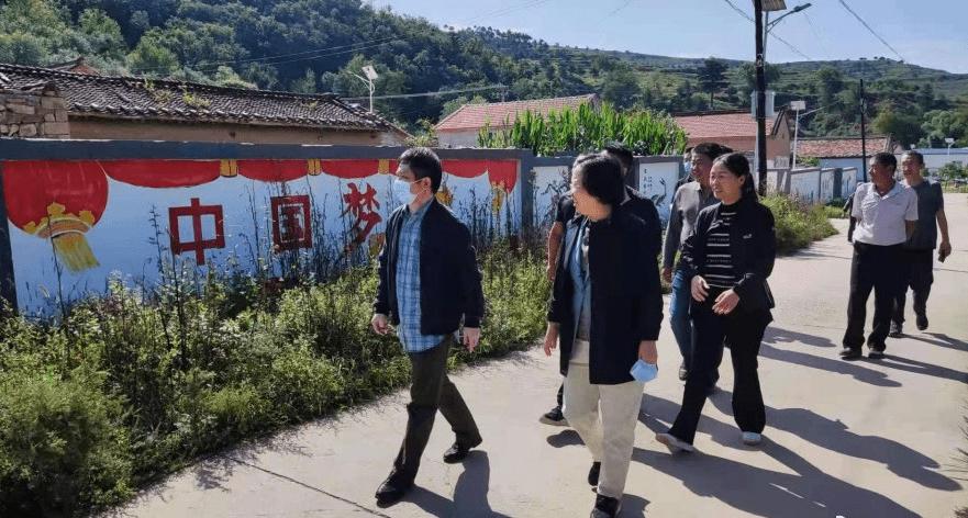 河北省卫生健康委领导看望慰问驻村工作队
