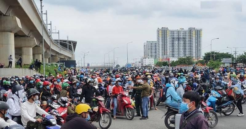 """宋清辉:越南突如其来的""""返乡潮"""" 或导致部分订单回流中国生产"""