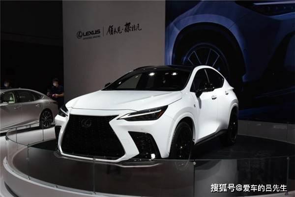 全新雷克萨斯NX或将于11月广州车展上市