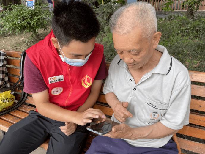 """""""敬老爱老""""志愿服务主题示范活动在成都举行  2021-10-18 14:18"""