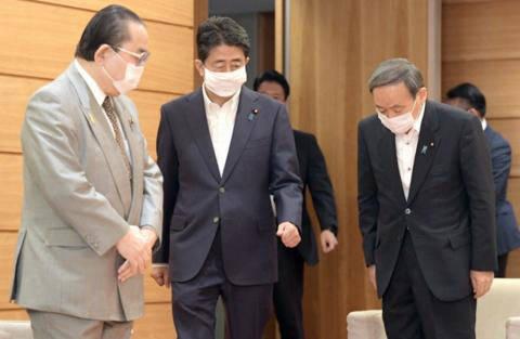 安倍接班人会是谁?日本内阁官房长官回应了