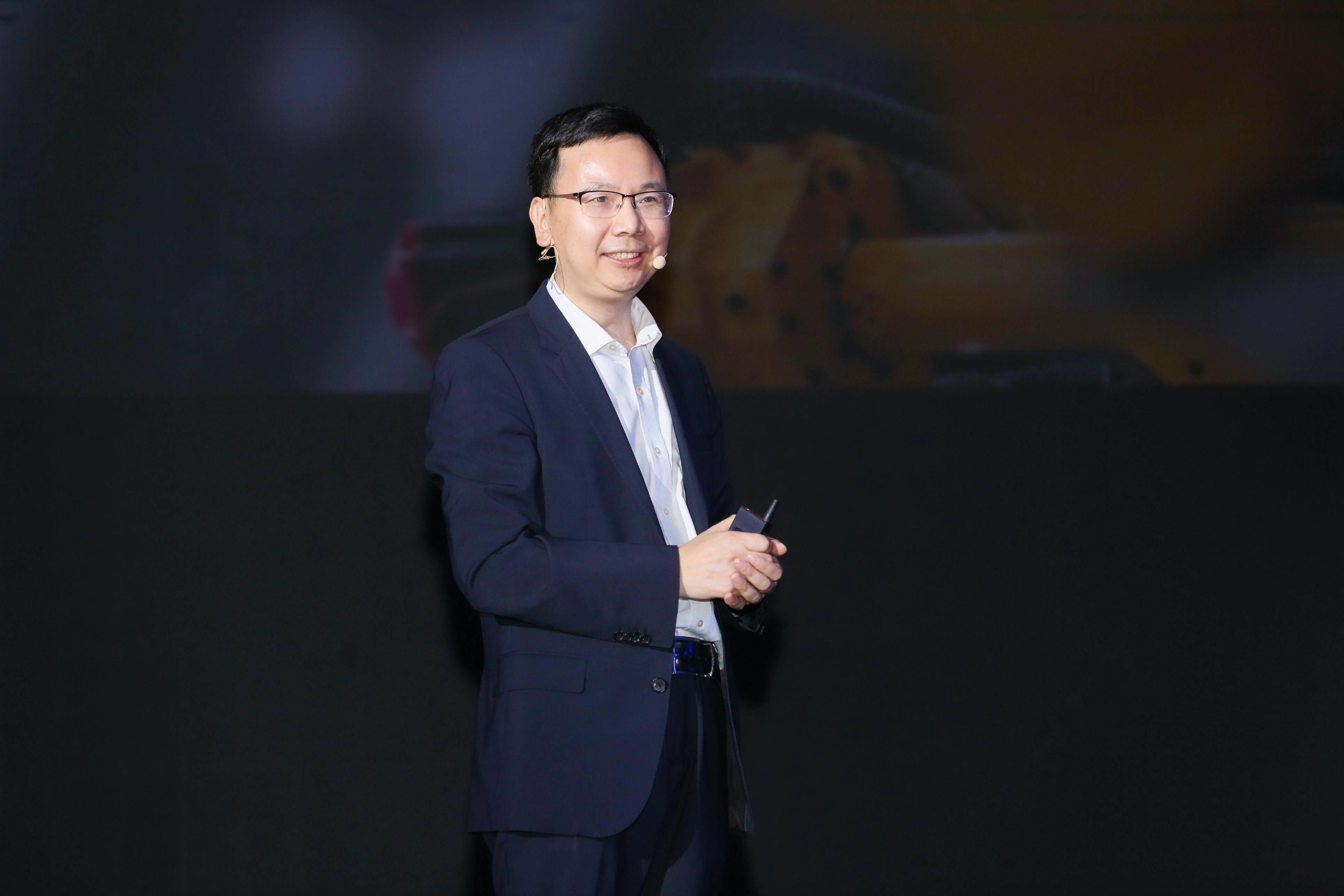 华为杨超斌:全球70%以上5G用户在中国未来5G会演进到5.5G