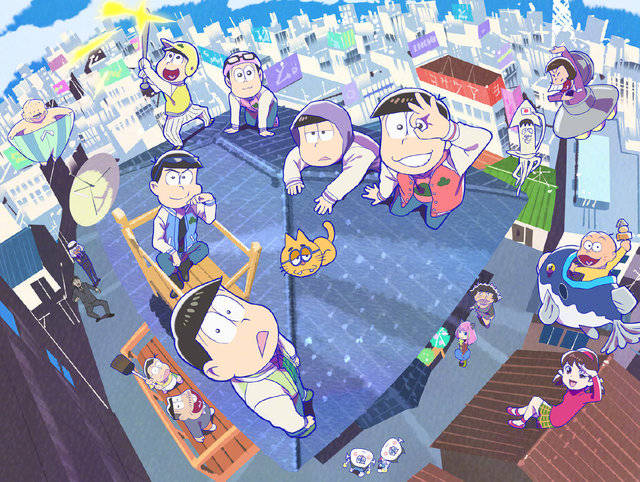 TV动画「阿松」第三季正式PV公开 将于10月12日开播