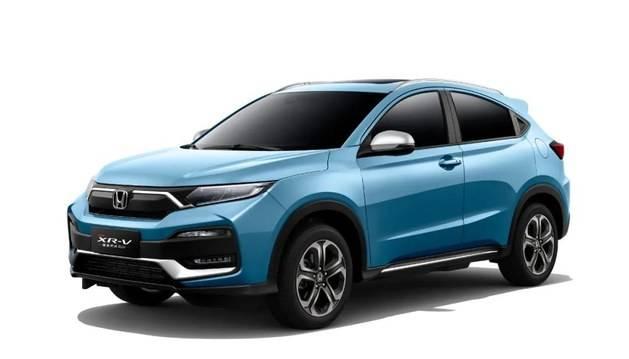 2021款本田XR-V上市 售12.79-17.59万元_新车