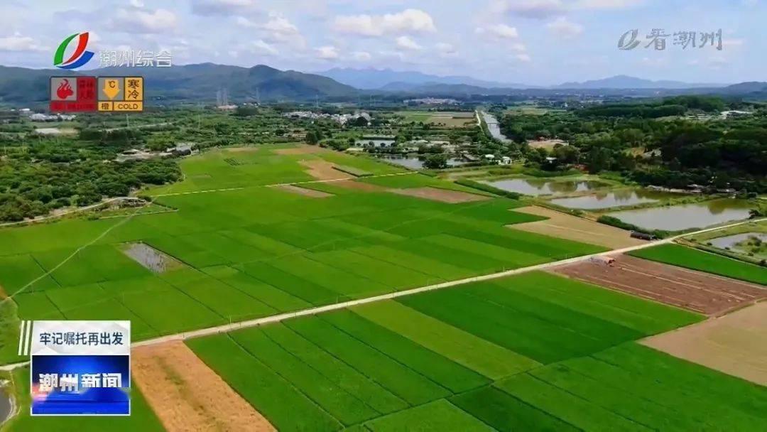 潮州市2020年农业农村发展态势良好