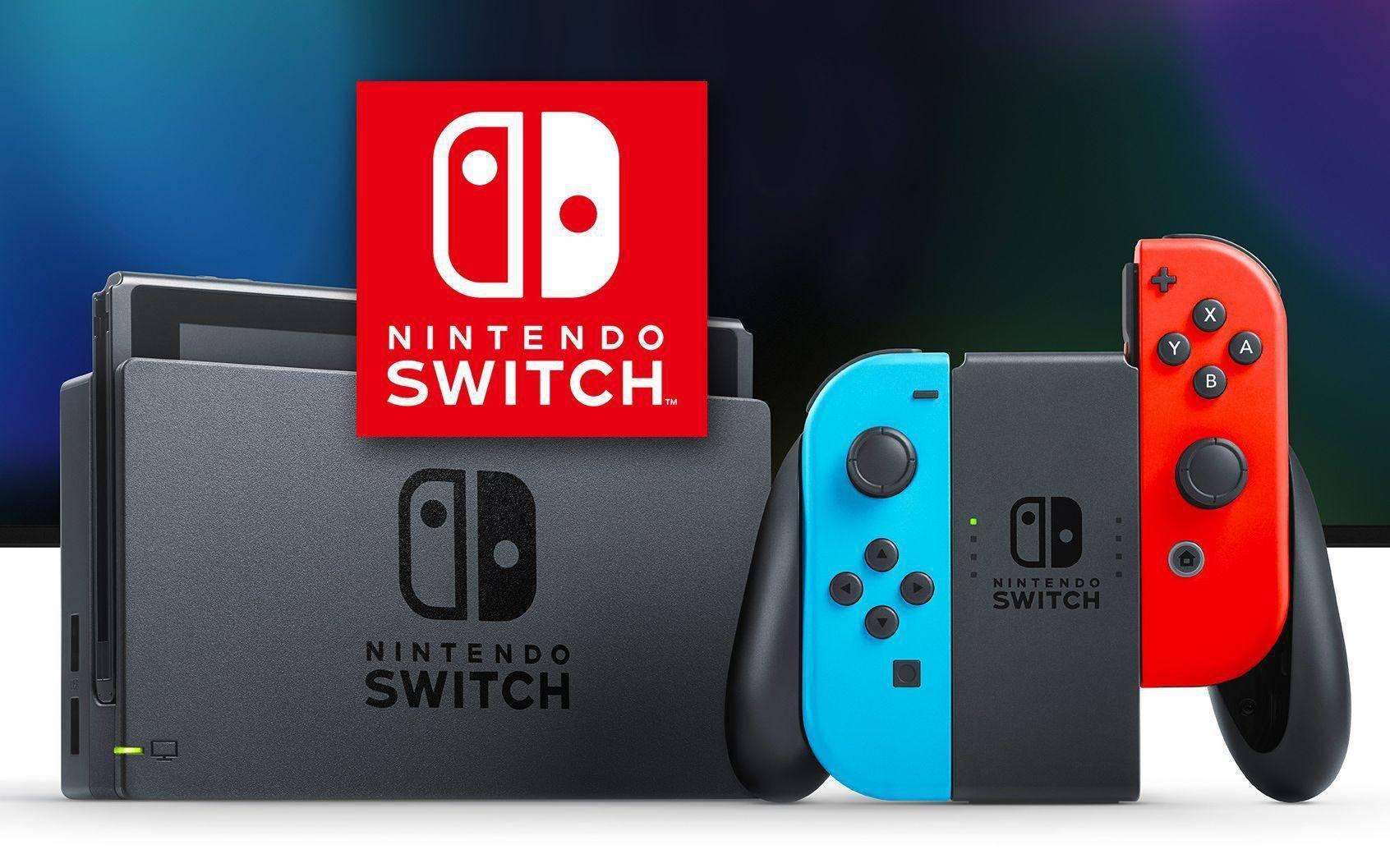 2020年美国地区主机销量:Switch排名第一