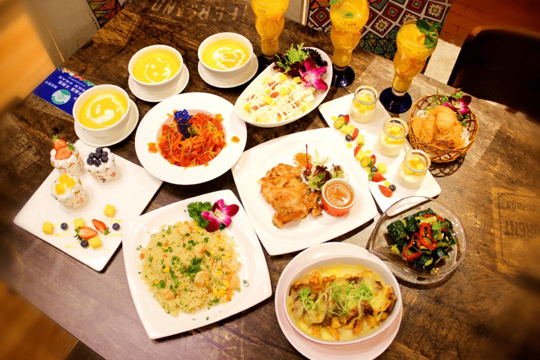 【超值】118元享恩平这家西餐厅三人套餐!多重美味,带你一品西式浪漫美味!