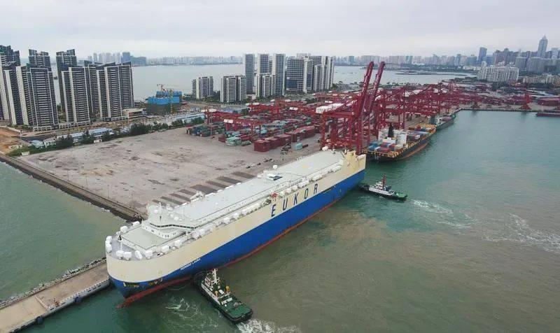 数据速读丨2020中国外贸逆势创新高 超预期表现稳信心_