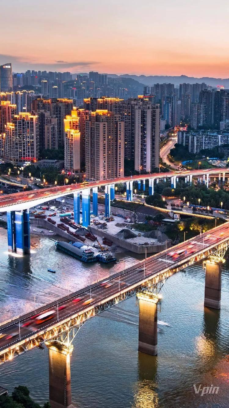 重庆人是喝长江、嘉陵江水长大的!