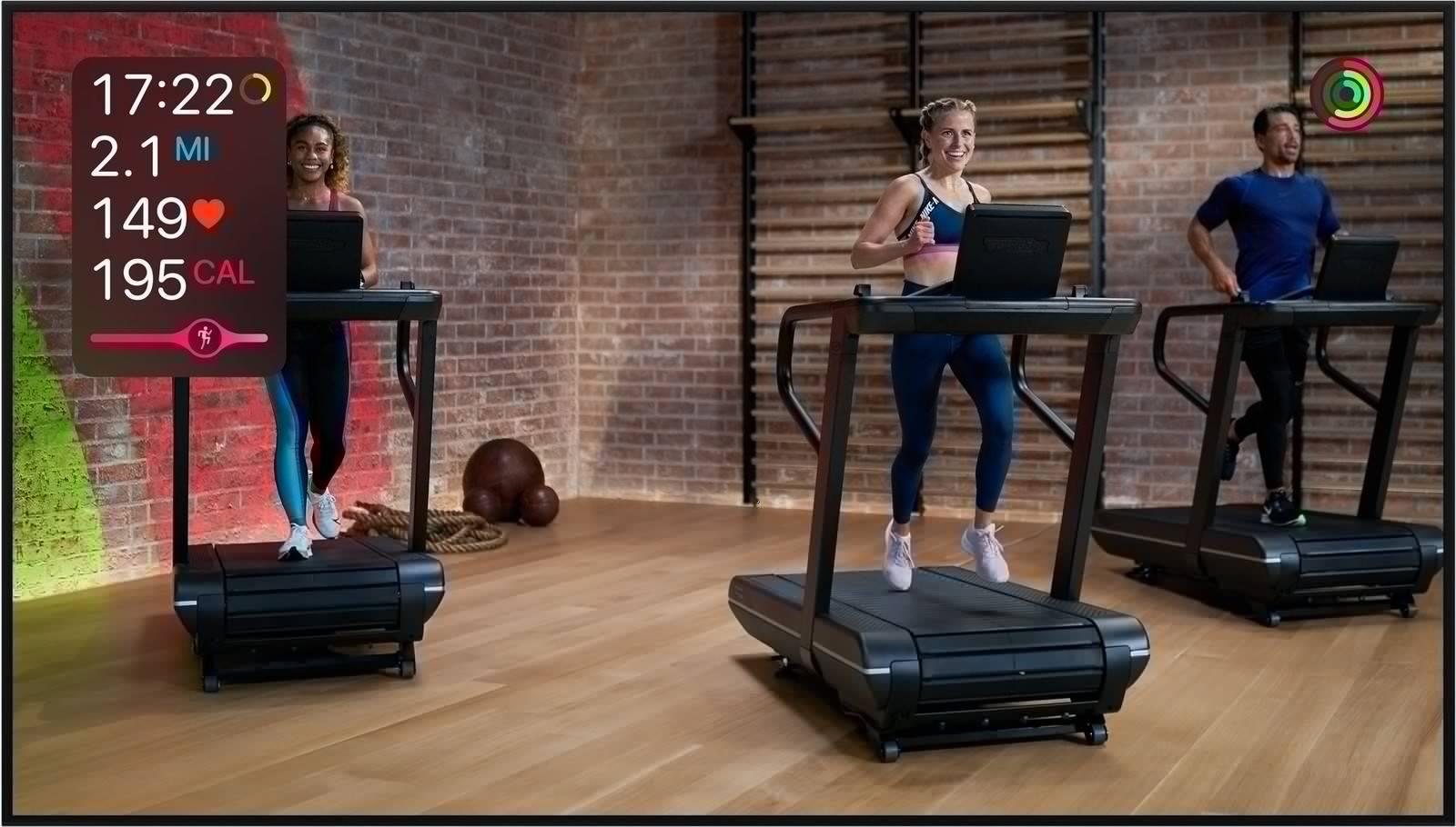 早期高峰:苹果健身服务增加26个练习/中国制造Y型开始发货