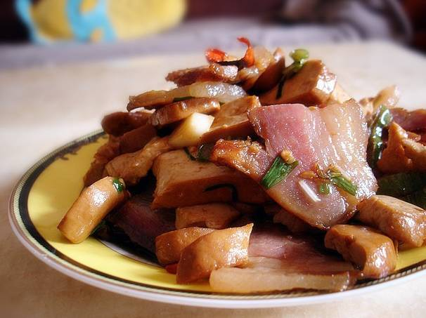 你不知道的腊肉做法大全,隔着屏幕都闻到味了~