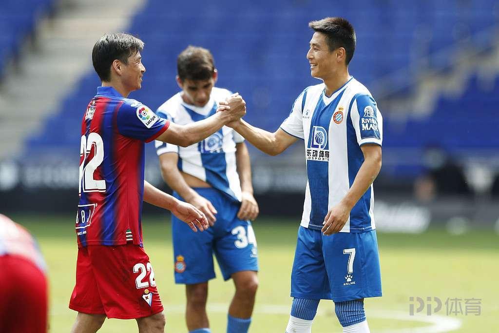 武磊在随从西班牙人降入西乙联赛之后,现在效能于欧洲五大联赛的我国球员为0!