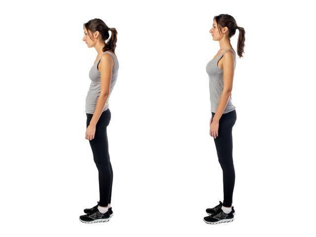 你是否有含胸驼背的困扰呢?尝试做这几个动作,重回挺拔身姿_进行