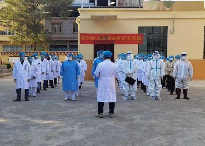 南宁经开区组织开展新冠肺炎疫情应急处置演练