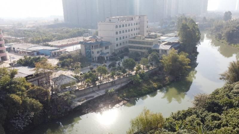 """惠州市一村委负责人被检举填河床""""造地""""建豪华别墅 城管单位已介入调研"""