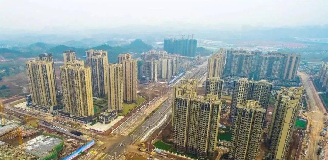 焦点丨房价持续下跌6个月 典型三四线城市楼市进入横盘期