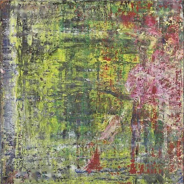 格哈德·里希特(Gerhard Richter):曾经一半中国艺术家都在学他!