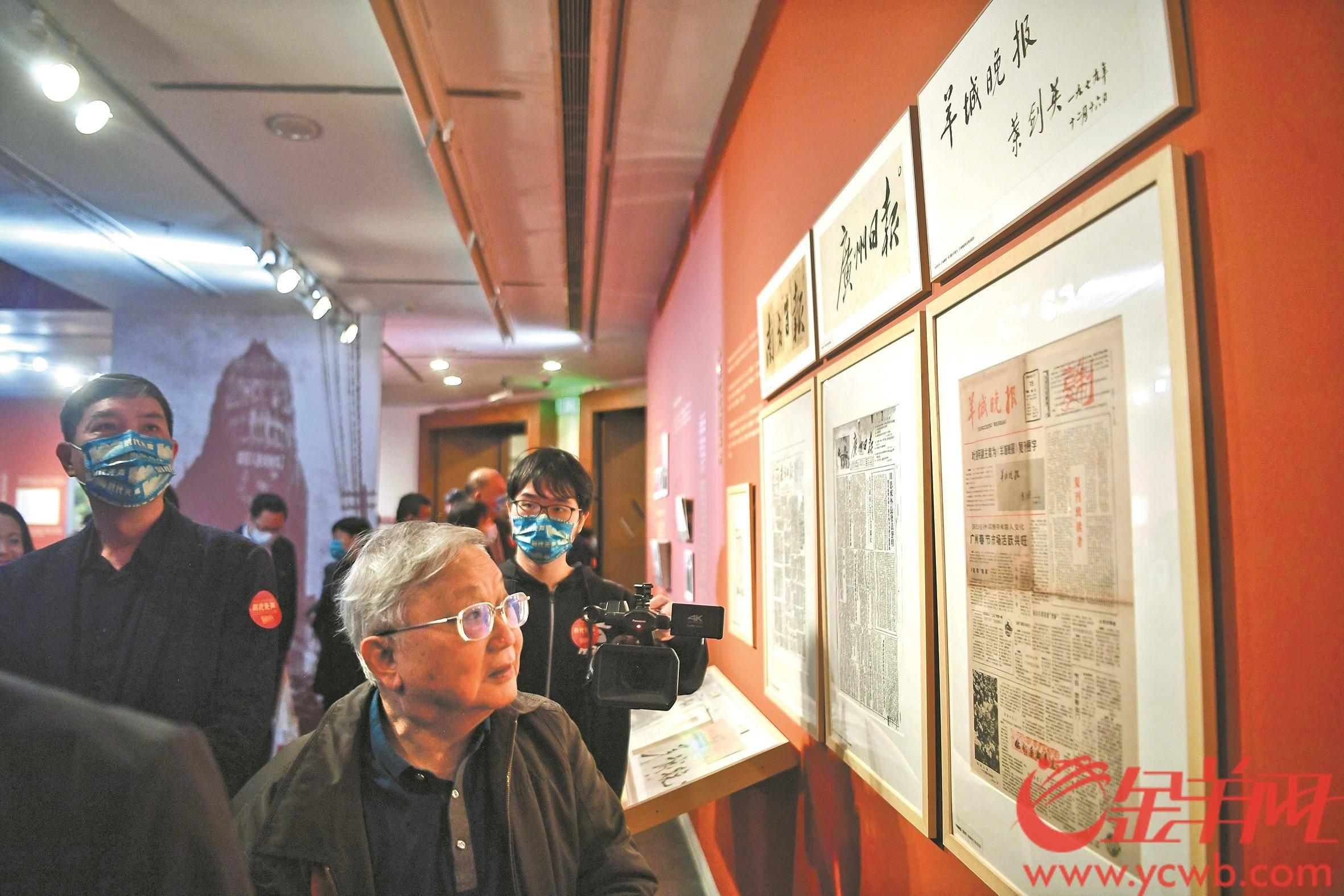 看百年大展 听时代先声——千余件珍贵藏品展示广州百年文艺