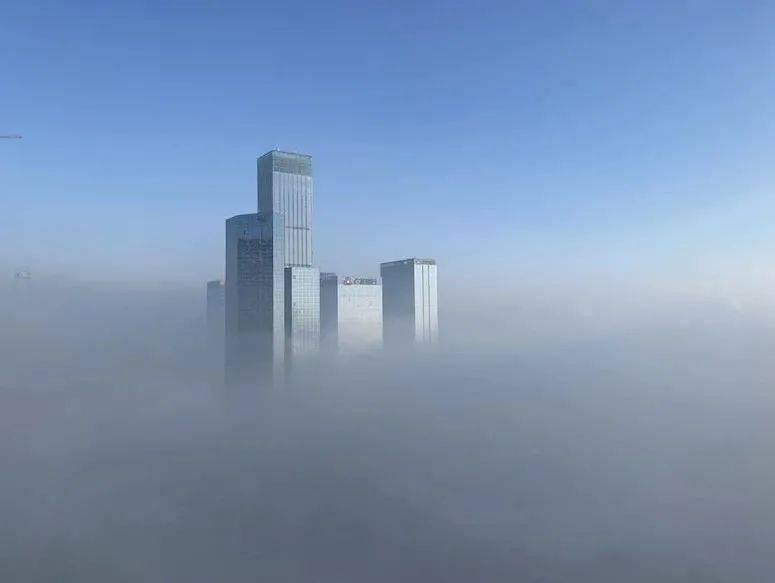 雨雪来袭再度遭遇雾霾,辽宁多地空气质量堪忧!
