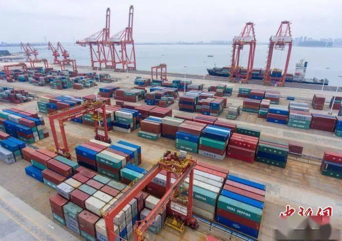 """海南洋浦""""十四五""""加快自贸港政策落地见效 GDP预期年均增长20%"""