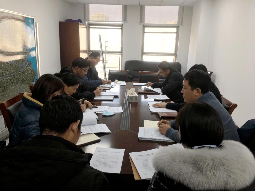 首季争优:赣榆区召开龙王河国考断面整治提升讨论会