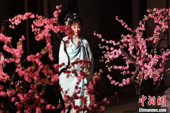 赢咖4登录:布鲁塞尔中国文化中心举办越剧《红楼梦》专场直播迎牛年新春_演出