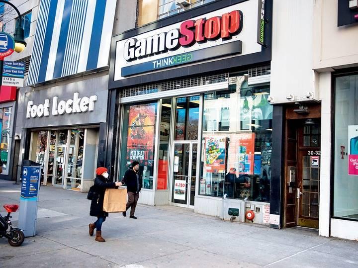 眺望|游戏贴风暴真的是零售玩家吗?