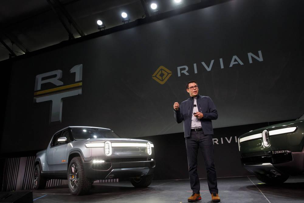 电动皮卡汽车初创公司Rivian据悉最早可能在9月份进行IPO