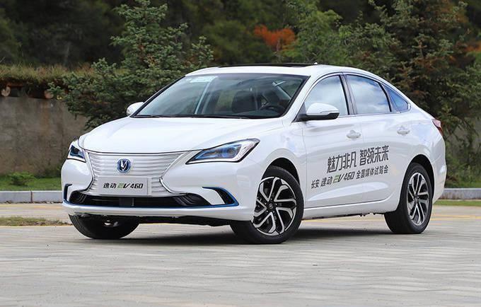 福特全新福睿斯将推电动版 国内特供-续航超400km_长安