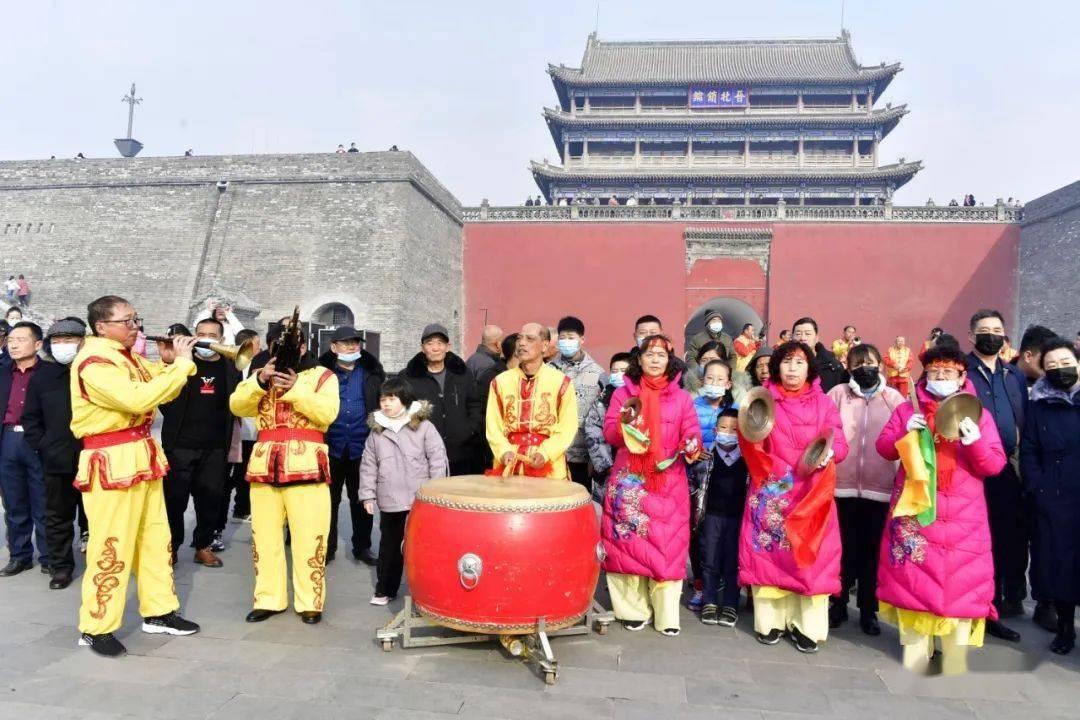 中国年在忻州:忻州古城真红火  第11张