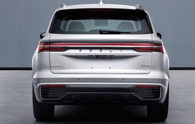 吉利全新SUV最新消息!上海车展首发,轴距超丰田汉兰达