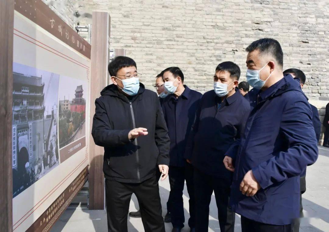 中国年在忻州:忻州古城真红火  第18张