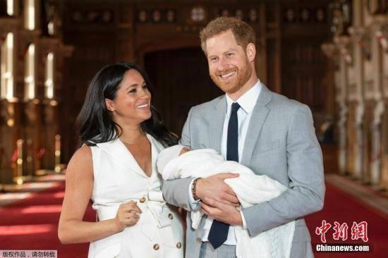 哈里和梅根夫妻七夕节官方宣布怀二胎英王室送上祝愿