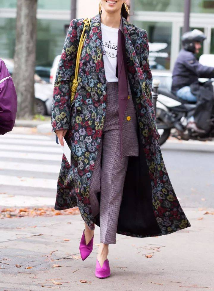 外套叠穿混搭时髦有范儿