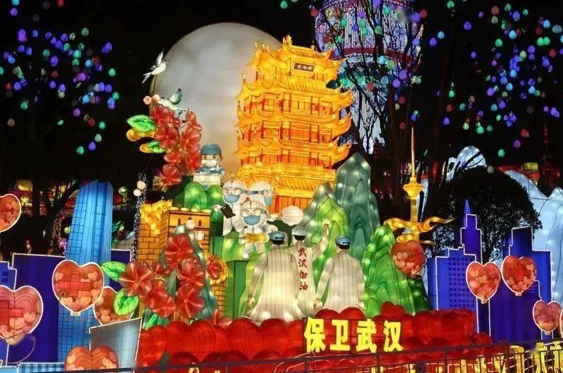 寿阳周边:庙会、灯展、集市!原来这么多春节活动!  第6张
