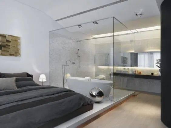 21点梭哈:为啥酒店浴室都是透明的?_文章