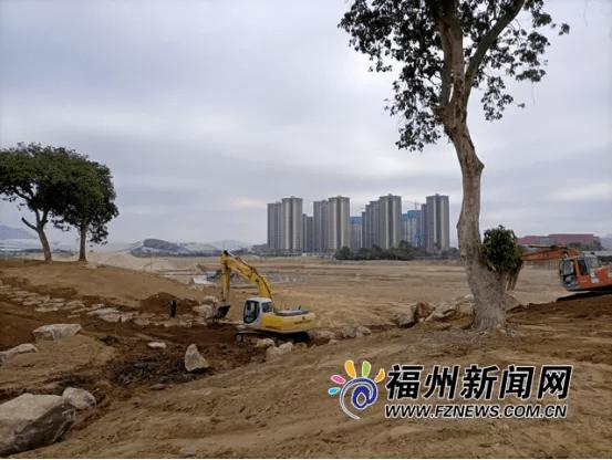 福州加快全国一流大学城建设!旗山湖项目预计提前7个月完工!  第3张